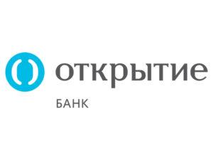 Банк Открытие лого - 800px